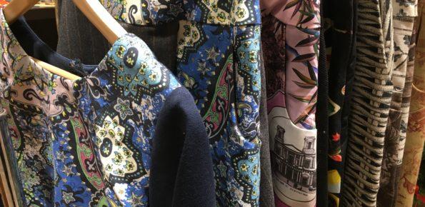 インテリアテキスタイルで洋服クリスチャンラクロワ、ファブリカ、yamaha noz